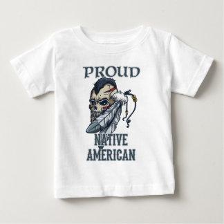 Proud Native American Baby T-Shirt