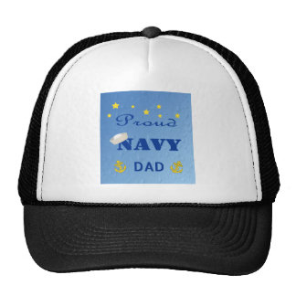 Proud Navy Dad Hat