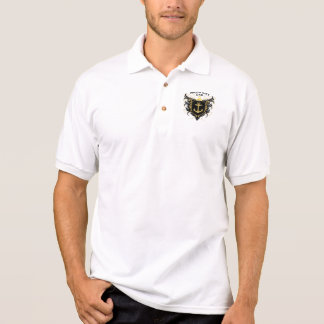 Proud Navy Dad Polo Shirt
