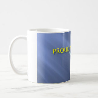 Proud Navy Dad Submarine Mug