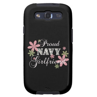 Proud Navy Girlfriend fl c Samsung Galaxy SIII Covers