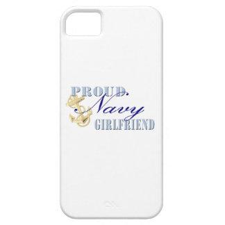 Proud Navy Girlfriend IPhone 5 Case