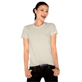 proud navy wife - Blue Organic T Tshirts