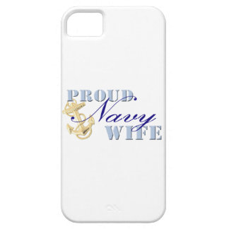 Proud Navy Wife IPhone 5 Case