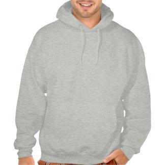 Proud navy wife - Maroon Hooded Sweatshirt