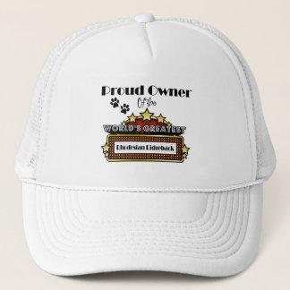 Proud Owner World's Greatest Rhodesian Ridgeback Trucker Hat