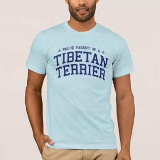 Proud Parent of a Tibetan Terrier T-Shirt
