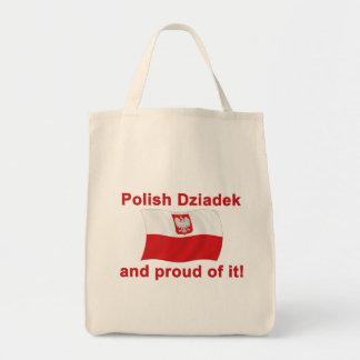Proud Polish Dziadek (Grandfather) Bags