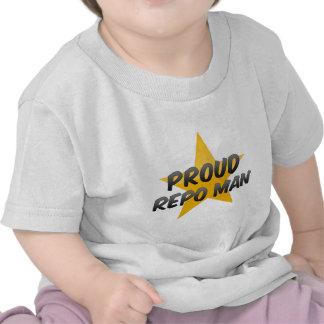 Proud Repo Man T-shirts