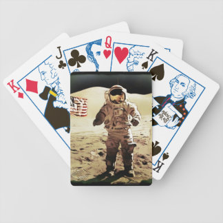Proud to be an American Bicycle Playing Cards
