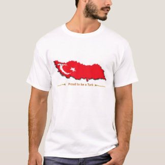 proud to be turkish 4 T-Shirt