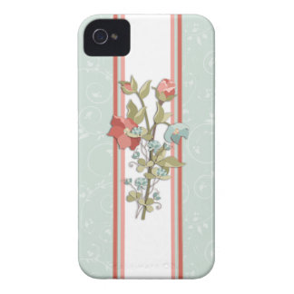 Provence Floral iPhone 4 Case