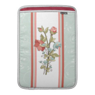 Provence Floral Macbook Air Sleeve