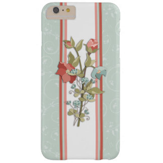 Provence Style Floral Barely There iPhone 6 Plus Case