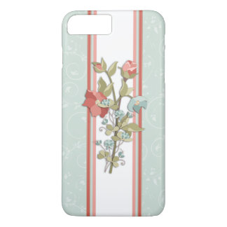 Provence Style Floral iPhone 7 Plus Case