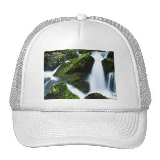 Proverbs 16:22 Waterfall Cap