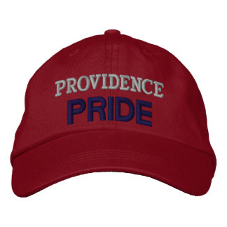 Providence Pride Cap Embroidered Hats