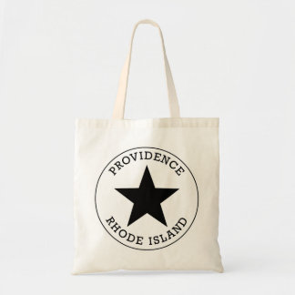 Providence Rhode Island Canvas Bags