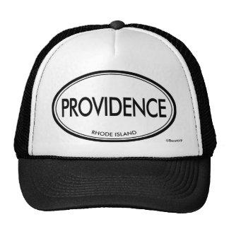 Providence, Rhode Island Trucker Hat