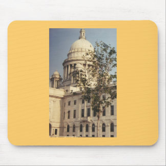 Providence,Rhode Island Capital Building Mouse Pad