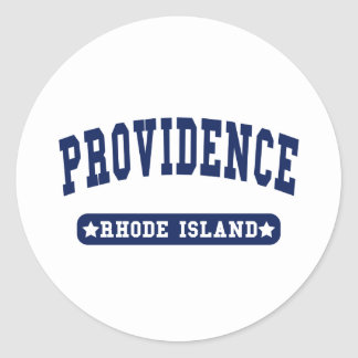 Providence Rhode Island College Style tee shirts Stickers