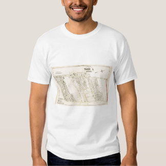 Providence Rhode Island Map 2 Shirt