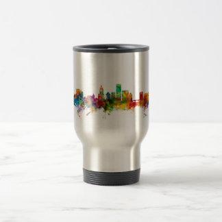 Providence Rhode Island Skyline Travel Mug