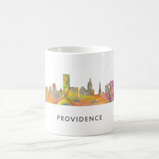 PROVIDENCE, RHODE ISLAND SKYLINE WB1 COFFEE MUG