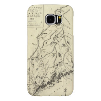 Province of Maine Samsung Galaxy S6 Cases