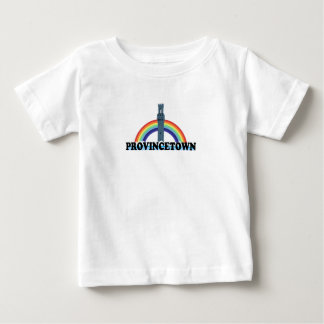 """Provincetown """"Lighthouse"""" Design. Baby T-Shirt"""