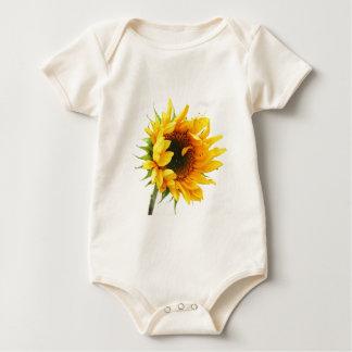 Provincetown Sunflower Baby Bodysuit