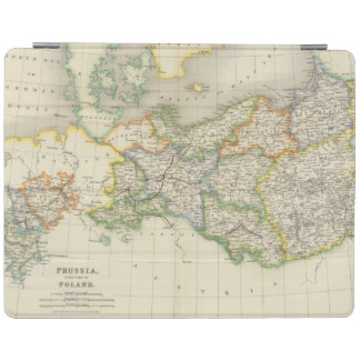 Prussia and Poland iPad Cover
