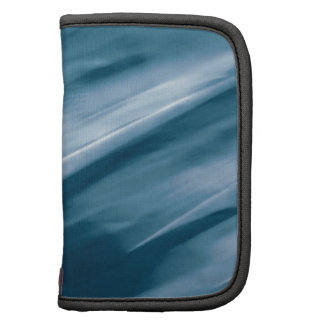 Prussian Blue Abstract Motif Organizer