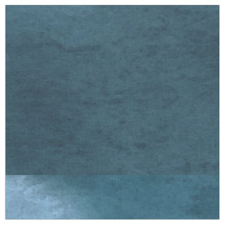 Prussian Blue Water-color effect Fabric
