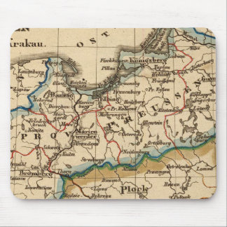 Prussian Empire Mouse Pad
