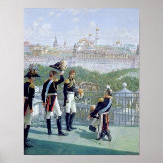 Prussian King Friedrich Wilhelm II Poster