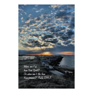 Psalm 139 Poster
