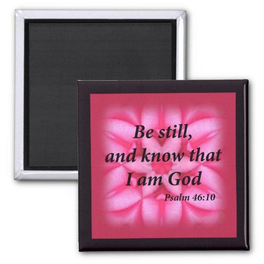 Psalm 46:10 magnet