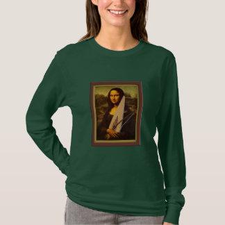Psaltery Mona Lisa - Ladies T-Shirt