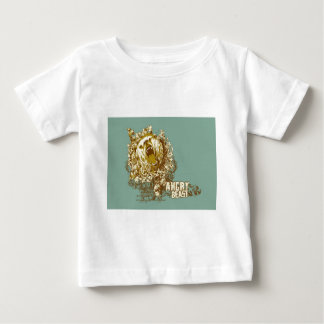 psychedelic bear angry beast baby T-Shirt