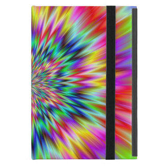 Psychedelic Explosion Powis iCase iPad Mini Cover
