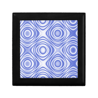 Psychedelic Optical Illusion: Omnipresent Blue Eye Gift Box