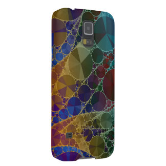 Psychedelic Rainbow Bling Abstract Case For Galaxy S5