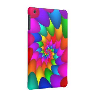 Psychedelic Rainbow iPad Mini 2 & iPad Mini 3 Case iPad Mini Case