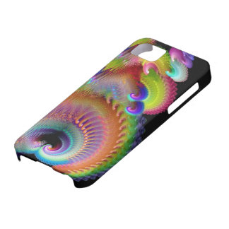 Psychedelic Reflections Case For The iPhone 5