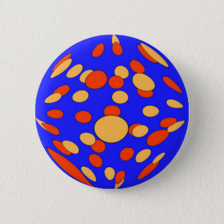 Psychedelic Series 2 6 Cm Round Badge