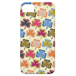 Psychedelic Shamrock iPhone 5s Case