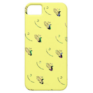 Psychedelic Snails iPhone Cover