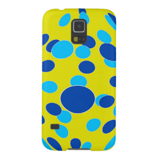 Psychedelic-Style Galaxy S5 Cover