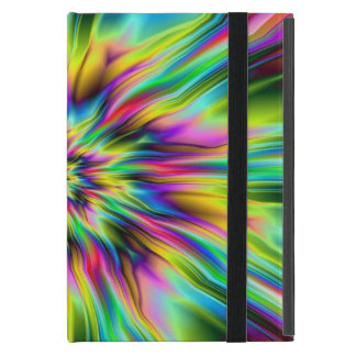 Psychedelic Supernova Powis iCase Cover For iPad Mini